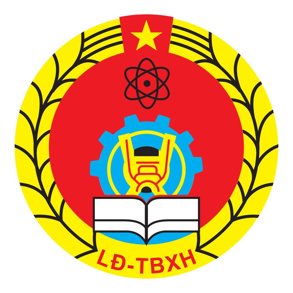 Logo Bộ Lao động – Thương binh và Xã hội JPG