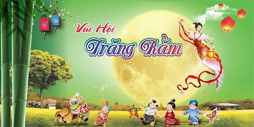 Tết Trung Thu Mid-Autumn Festival Vector Corel CDR 47