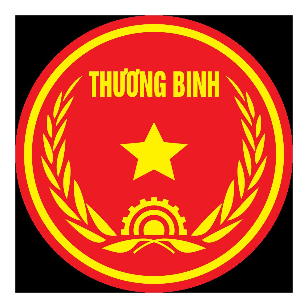 Logo Huy Hiệu Thương Binh PNG