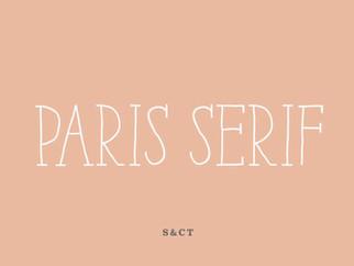 Download Font iCiel Paris Serif Bold Việt Hóa