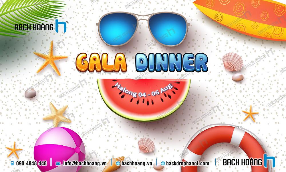Mẫu backdrop phông Gala Dinner, Team Building đẹp nhất 54