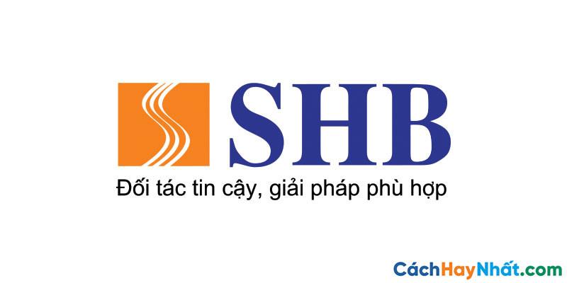 Logo Ngân hàng TMCP Sài Gòn SHB Bank