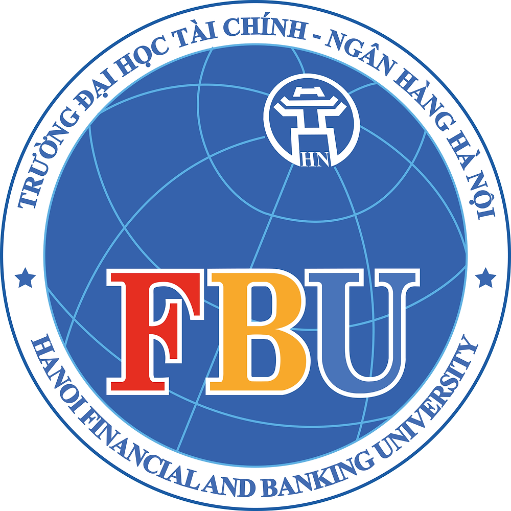 Logo Trường Đại học Tài chính - Ngân hàng Hà Nội