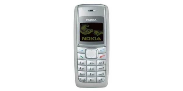 2. Nokia 1110
