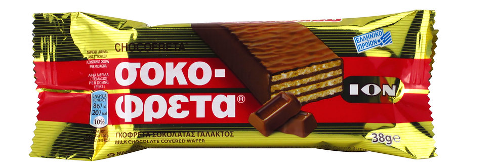 Sokofreta ION 38gr   2,08 € pro 100gramm