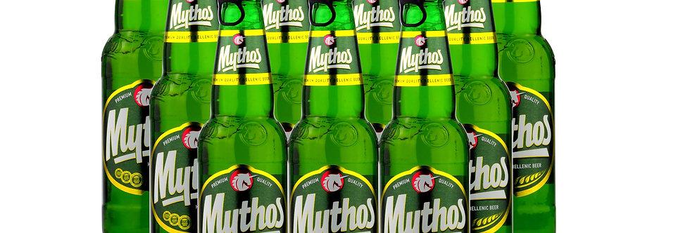 Mythos Bier 330ml 12er Pack  5,61 € pro Liter
