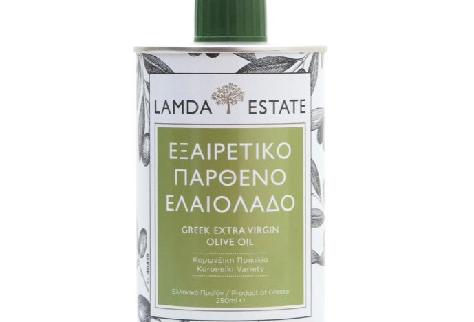 Lamda Estate Olivenöl 250 ml  19,60 € pro Liter
