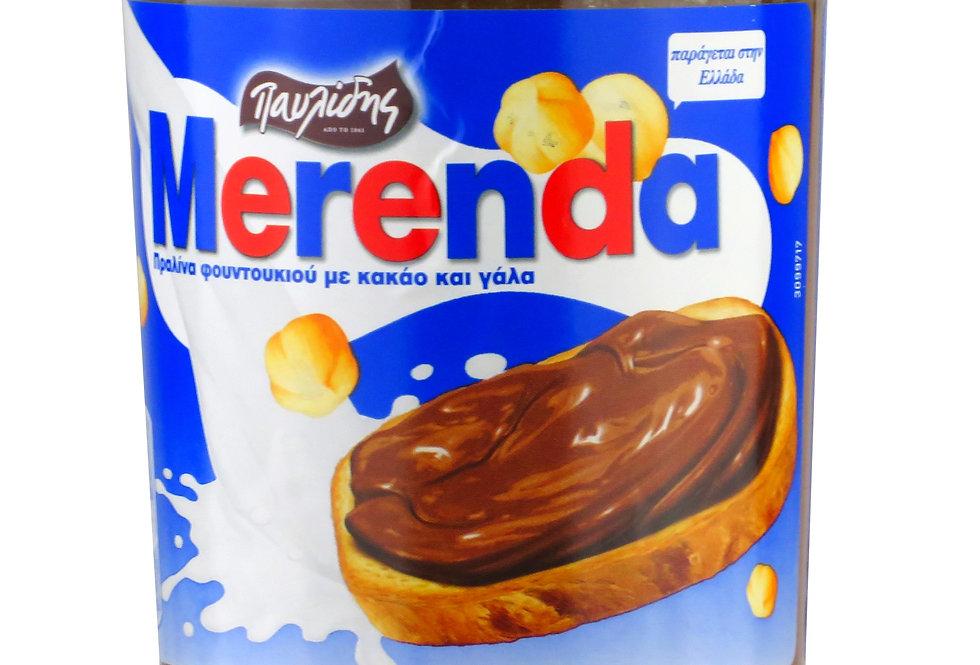 Merenda (Haselnusscreme) 570gr  8,25 € pro Kg