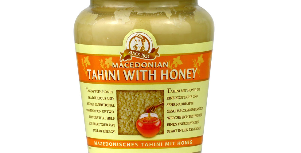 Tahini mit Honig 350gr  13,71 € pro Kg