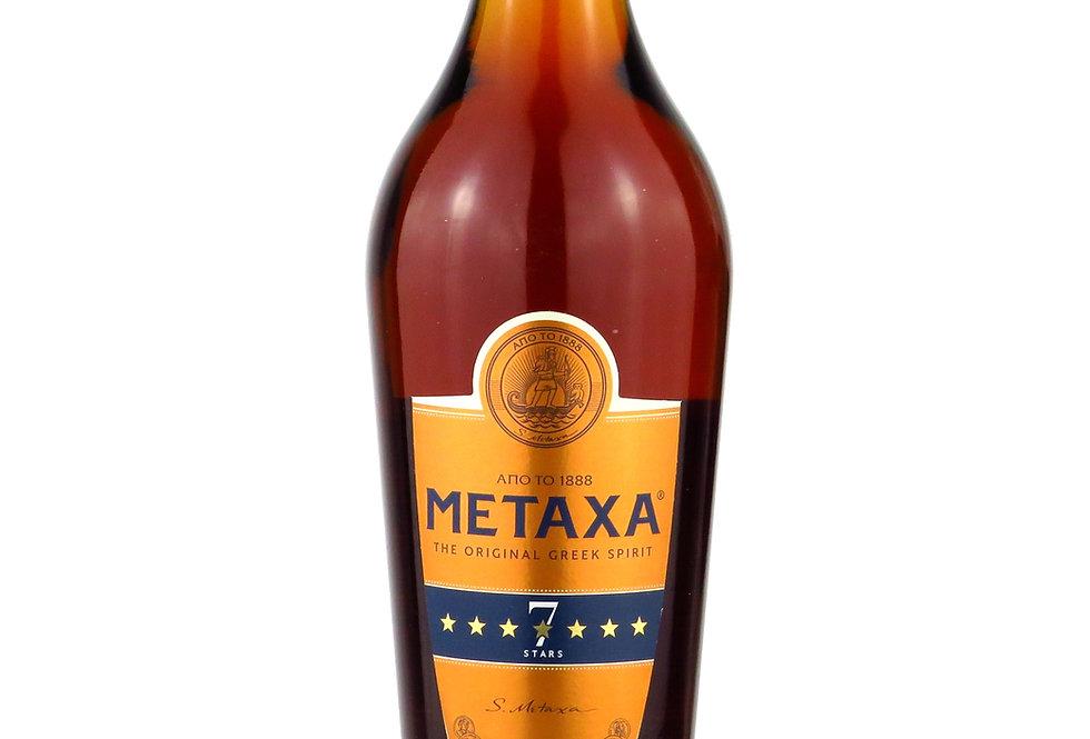 Metaxa 7 Sterne 700ml  27,01 € pro Liter