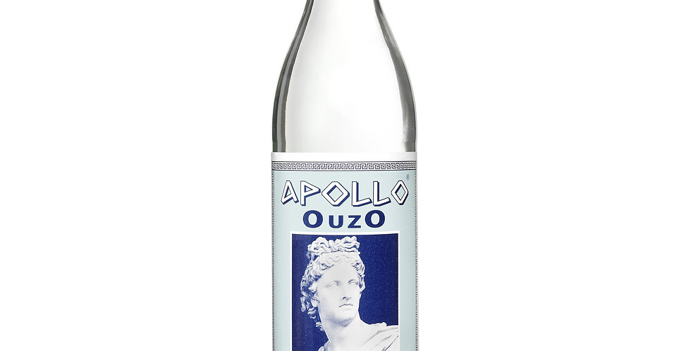 Ouzo Apollo  - Original -  700ml    17,13 € pro Liter