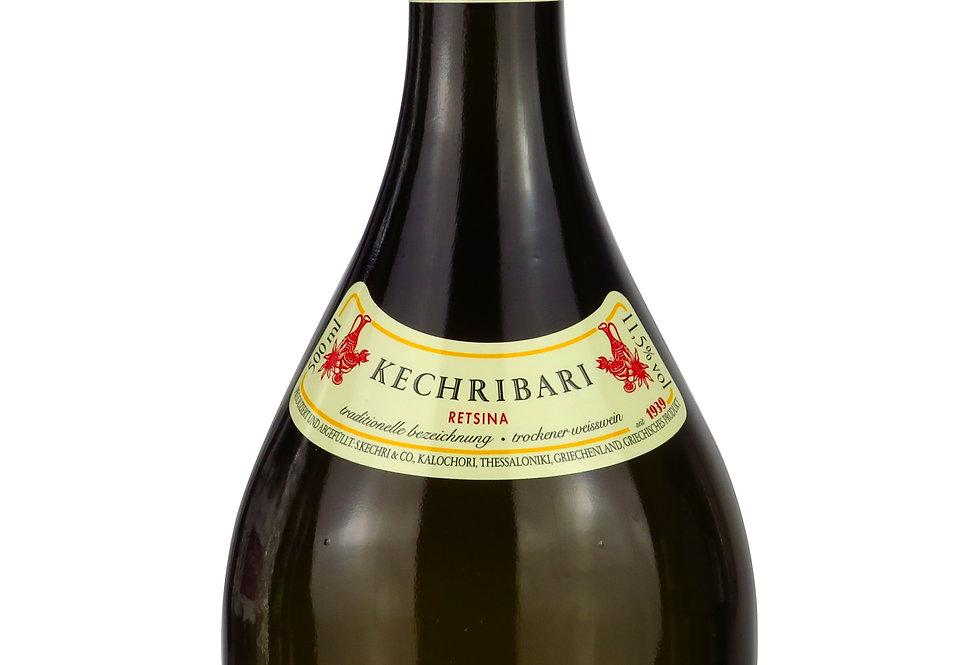 Retsina Kechribari geharzt 500ml  8,91 € pro Liter