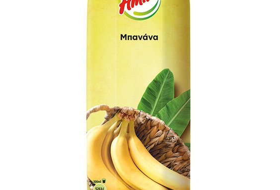 Amita banana 1 Liter  2,33 € pro Liter