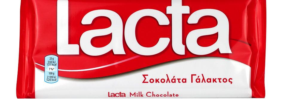 Lacta Schokolade Vollmilch 85g  2,69 € pro100gramm