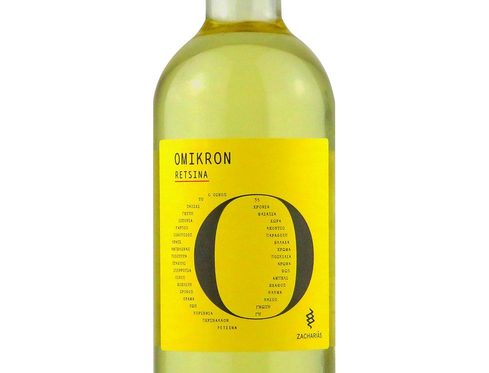 Retsina Omikron geharzt 750ml   7,88 € pro Liter