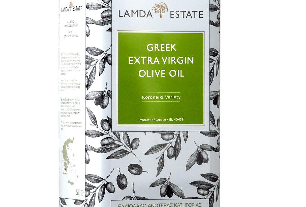 Lamda Estate natives Olivenöl 5 L. 5,95 € pro Liter