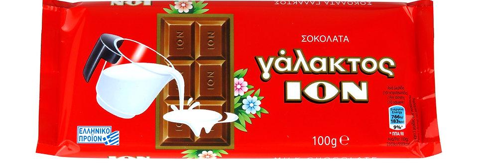 ION Milch Schokolade 100g 1,99€ pro Kilogramm