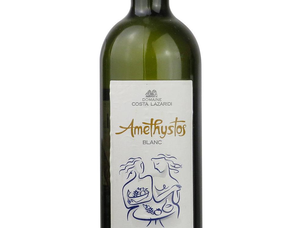 Amethystos Weiss trocken 750ml 22,20 € pro Liter