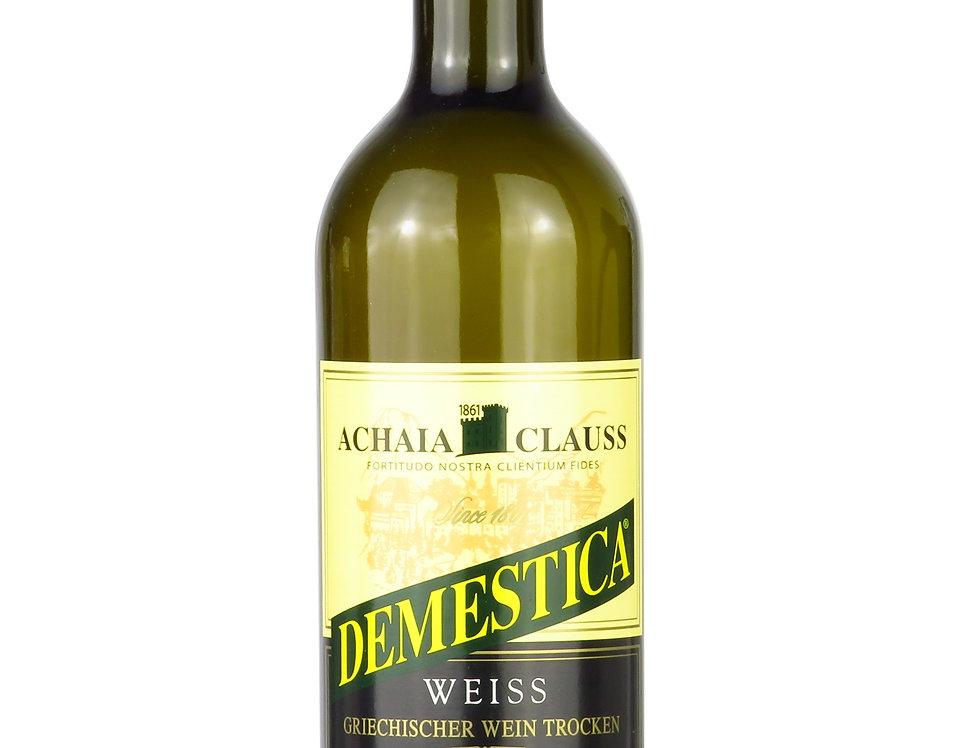 Demestica Weiss trocken 750ml 7,41 € pro Liter