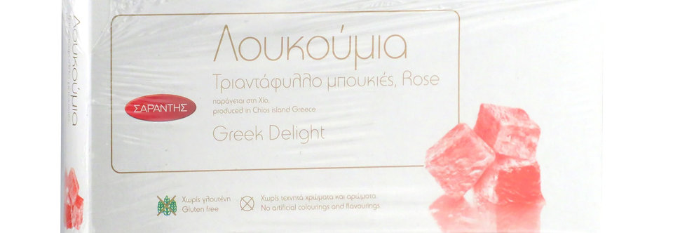 Loukoumia Rose 400gr  7,48 € pro Kg