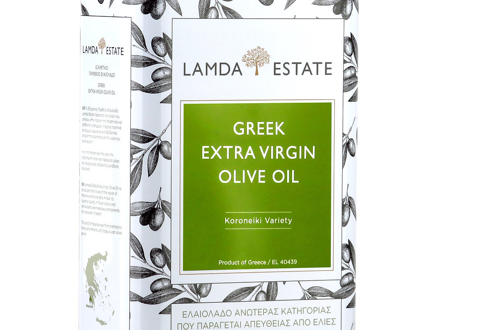 Lamda Estate natives Olivenöl 3 L.   9,47 € pro Liter