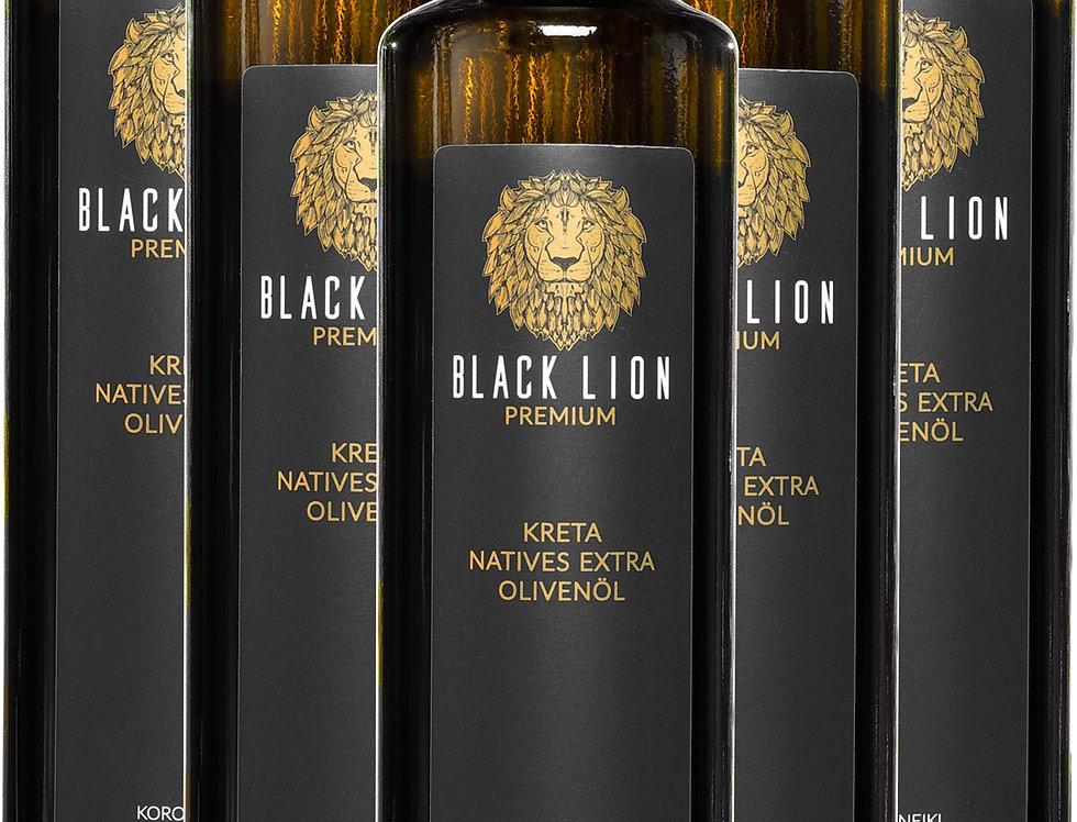Black Lion Olivenöl 6x500ml (3L.)