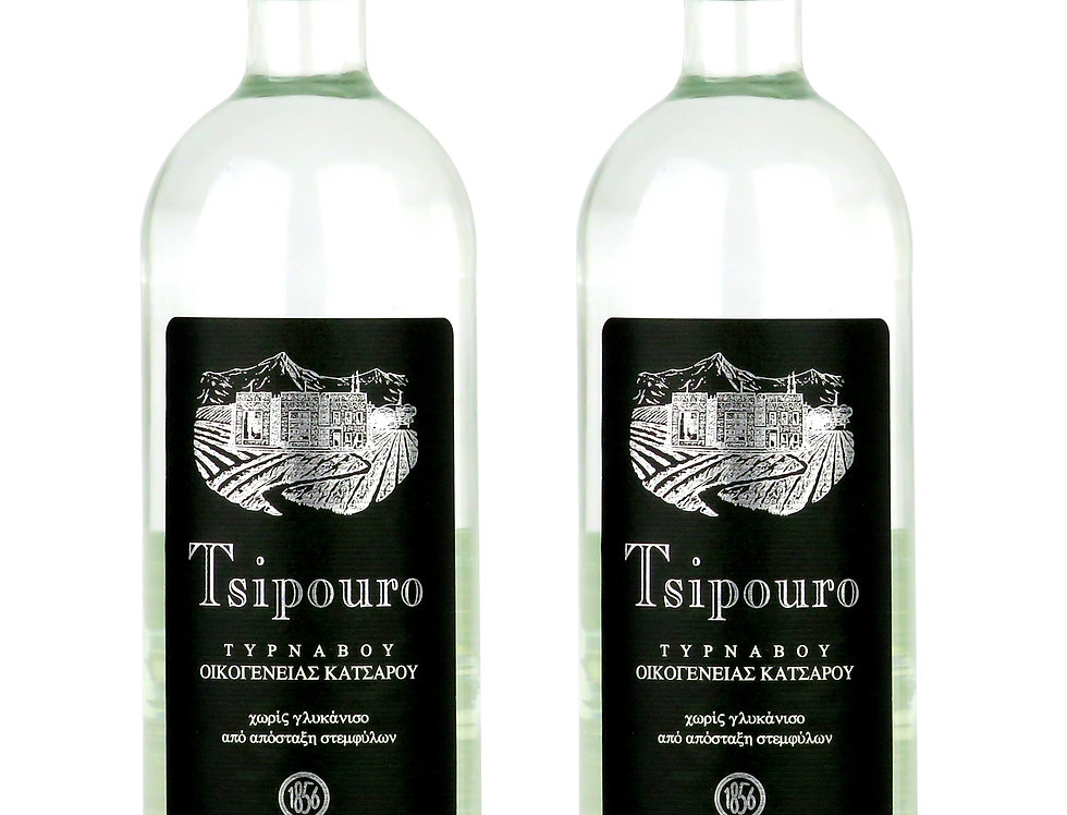 Tsipouro ohne Anis 2er Pack (2x700ml)