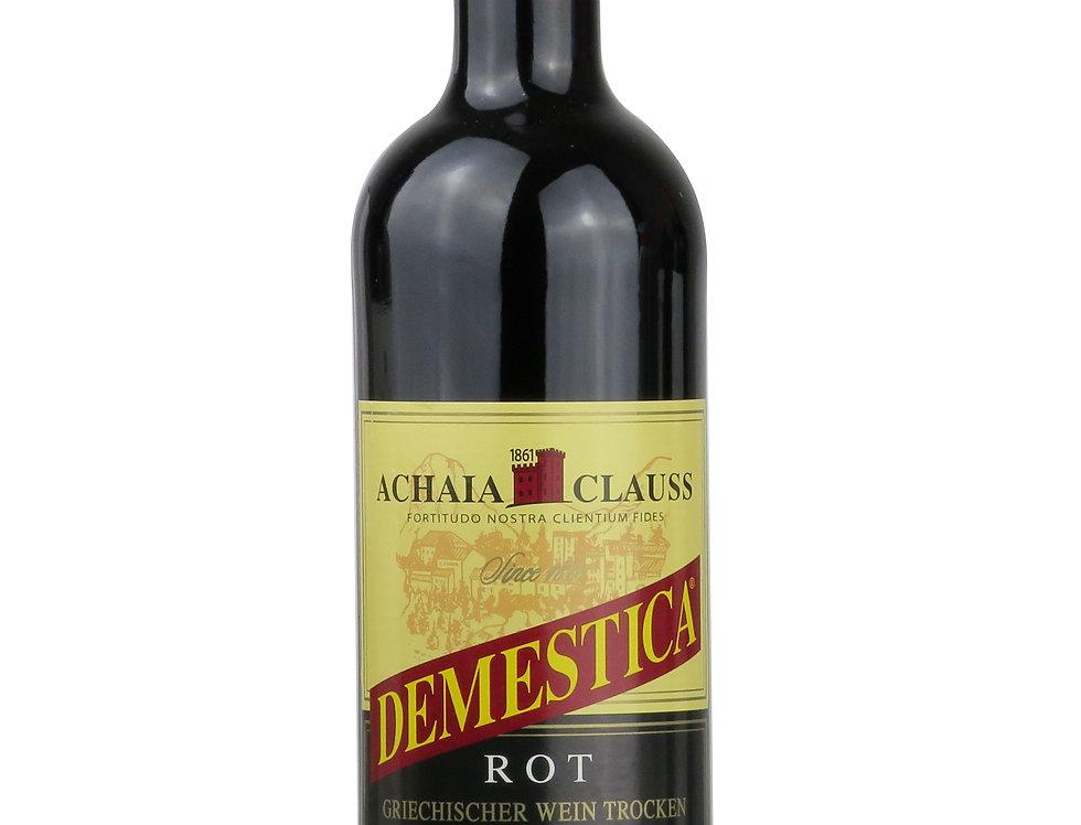 Demestica Rotwein trocken 750ml  6,49 € pro Liter