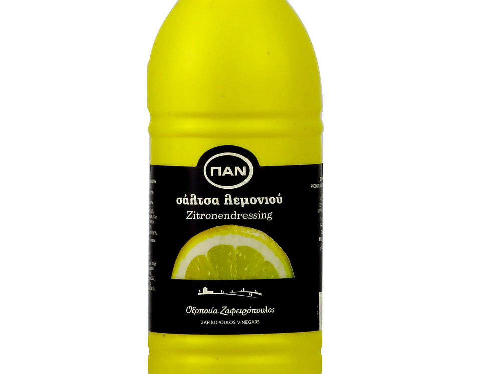 Zitronendressing 340ml  4,38€ pro Liter