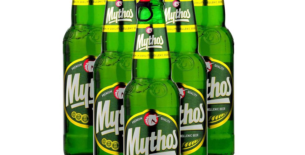 Mythos Bier 330ml 6er Pack 5,61 € pro Liter