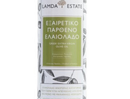 Lamda Estate Olivenöl 750 ml   12,90 € pro Liter