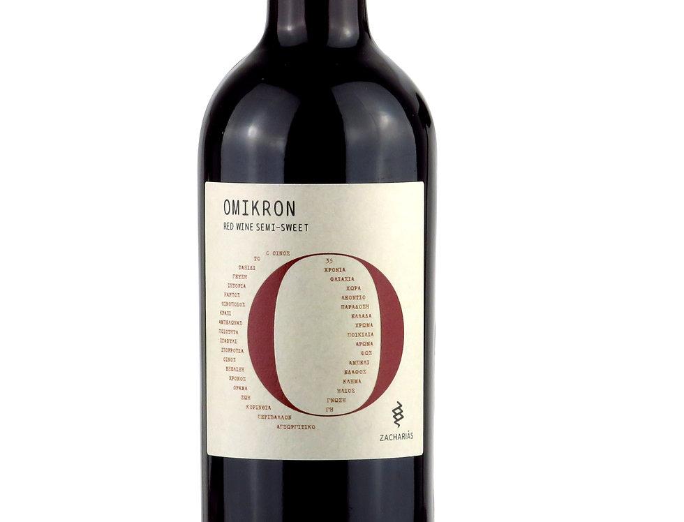 Imiglykos Rotwein (lieblich) 750ml   7,88€ pro Liter