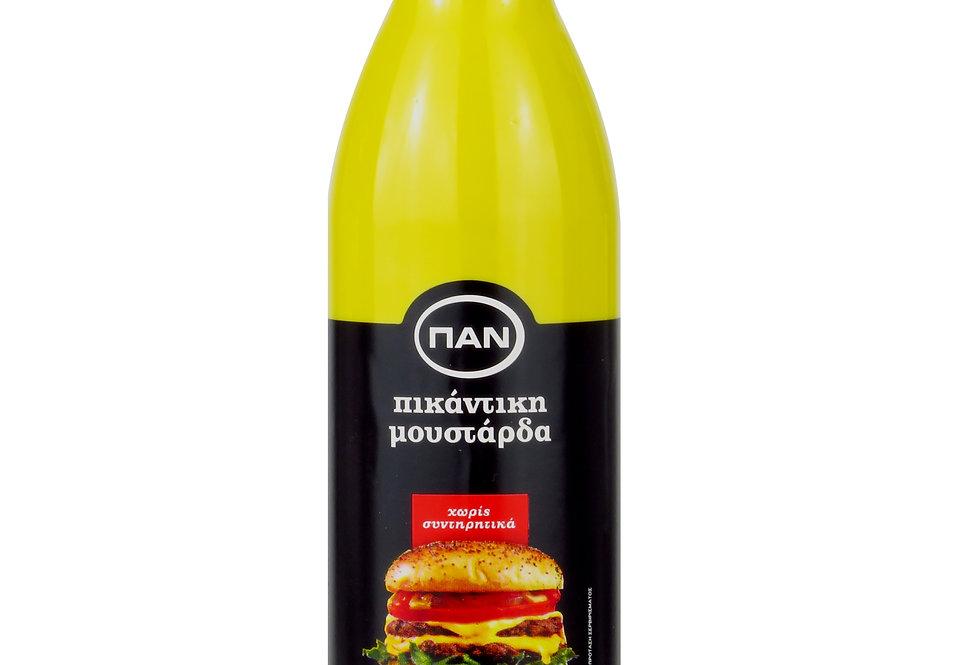 Senf Pikant 275ml 16,36 € pro Liter