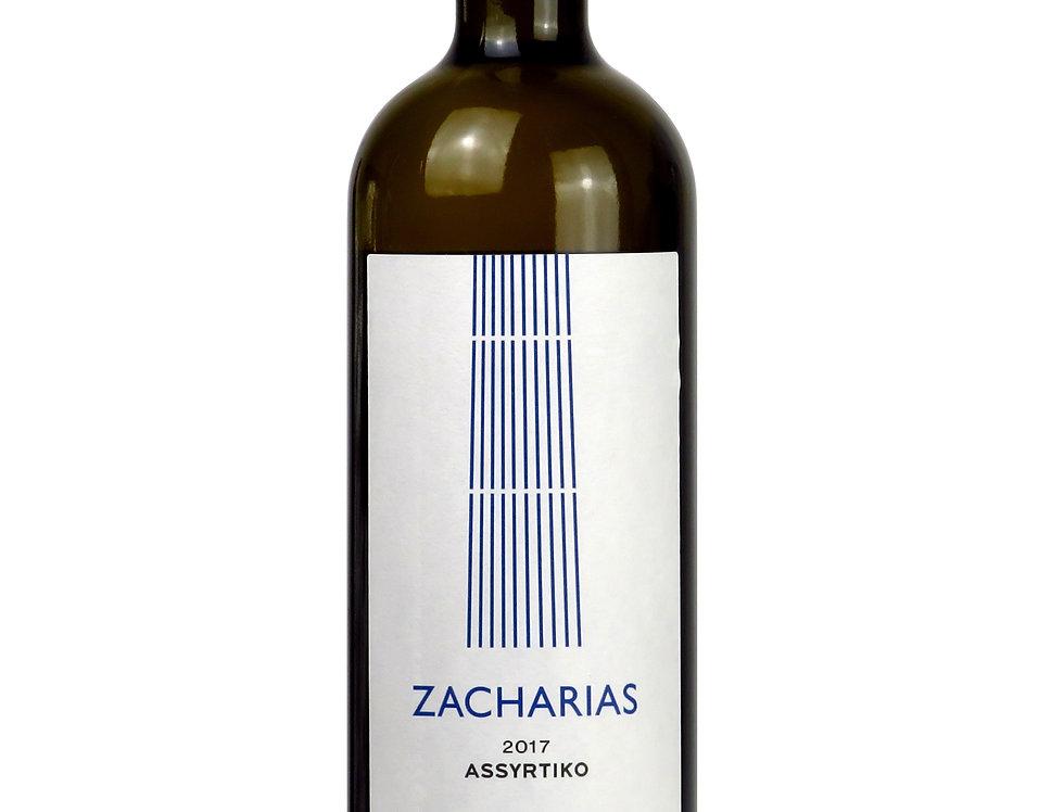 Zacharias Weiss trocken 750ml   10,14€ pro Liter