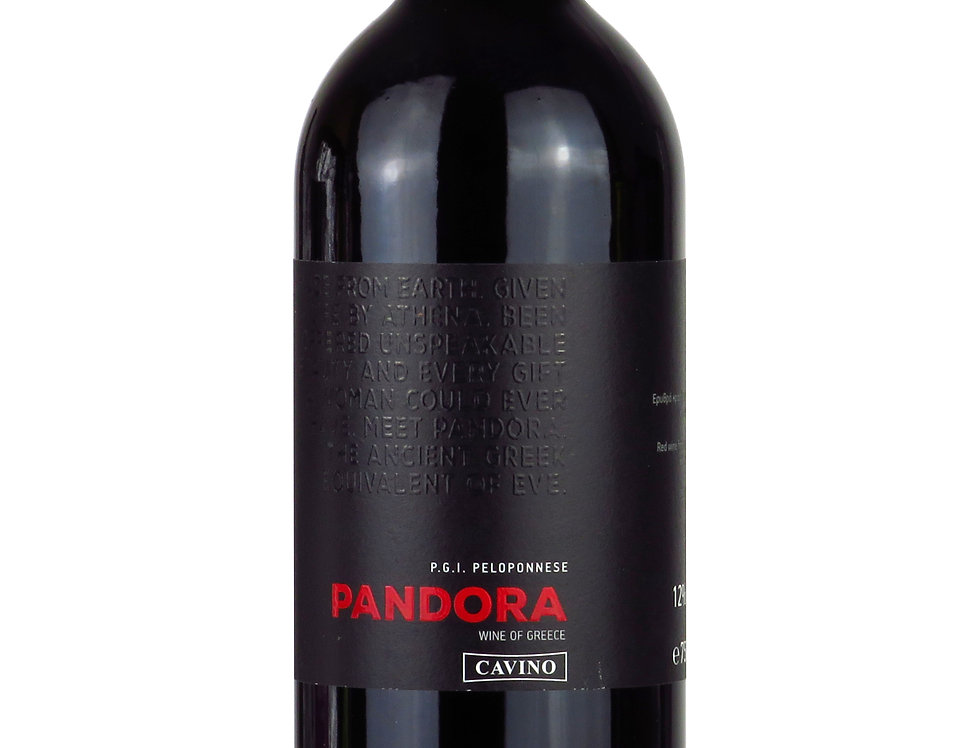 Pandora Rotwein trocken 750ml  7,41 € pro Liter