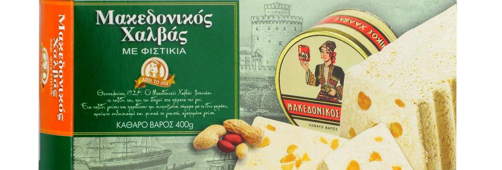 Halwa Makedonikos 400gr  12,38 € pro Kg