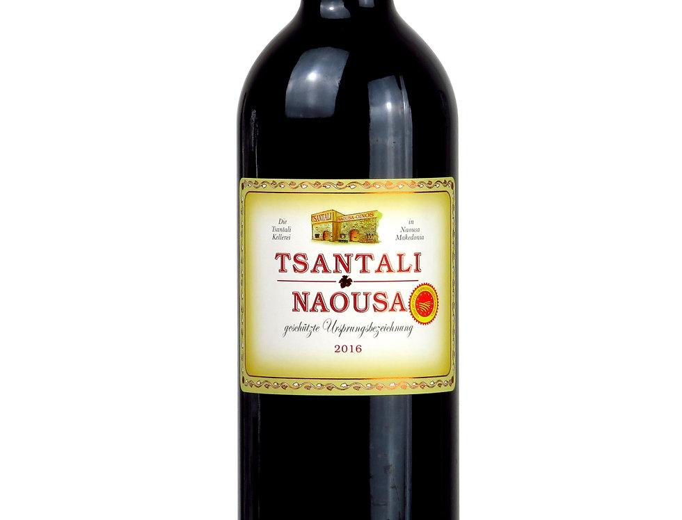 Naoussa Rotwein trocken 750ml  9,37 € pro Liter