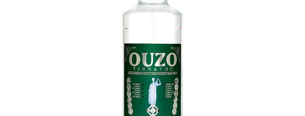 Ouzo grün mit 2x Gläser (1x700ml)   23,57 € pro Liter