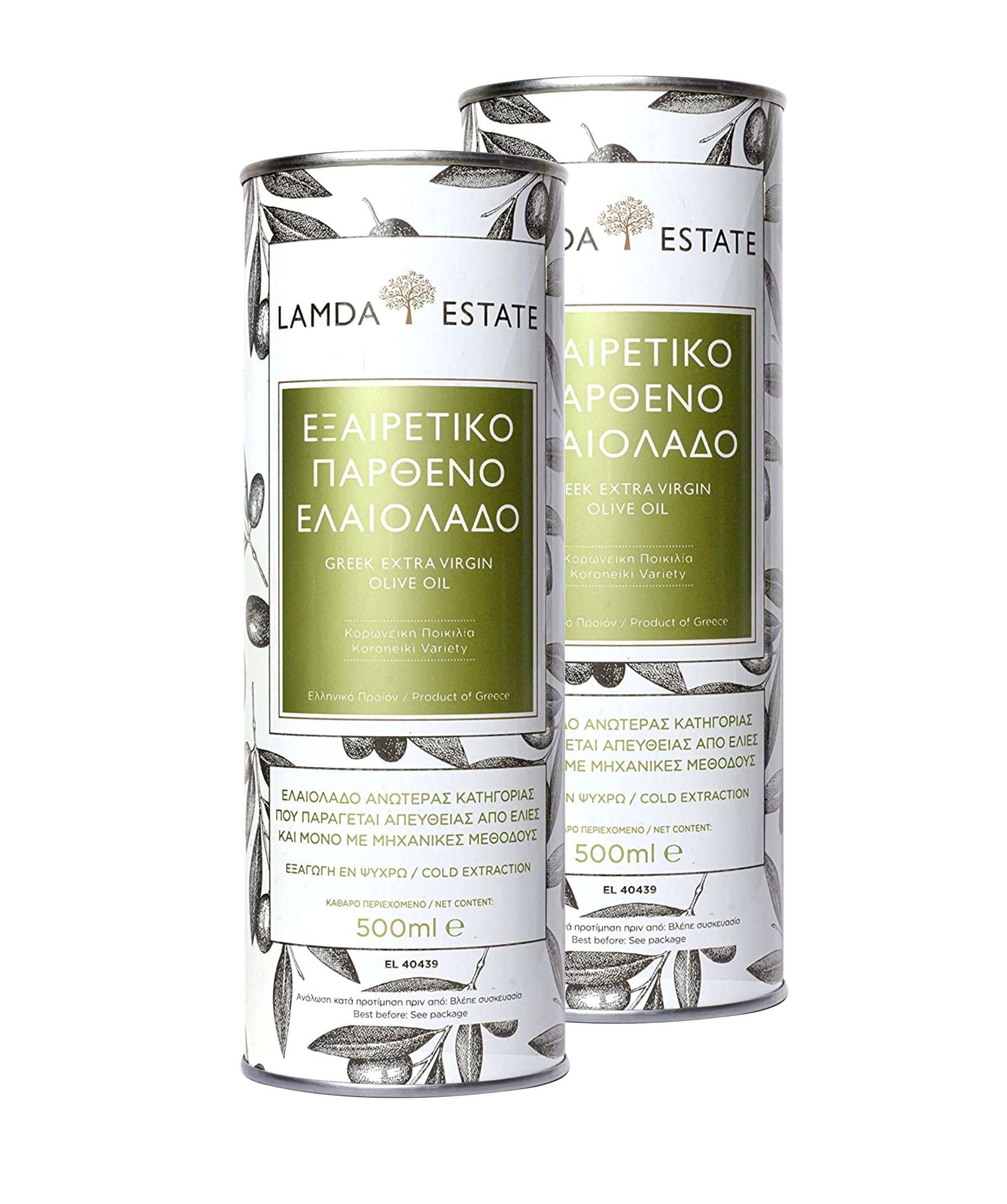 Olivenöl 2x500 ml (1 L)