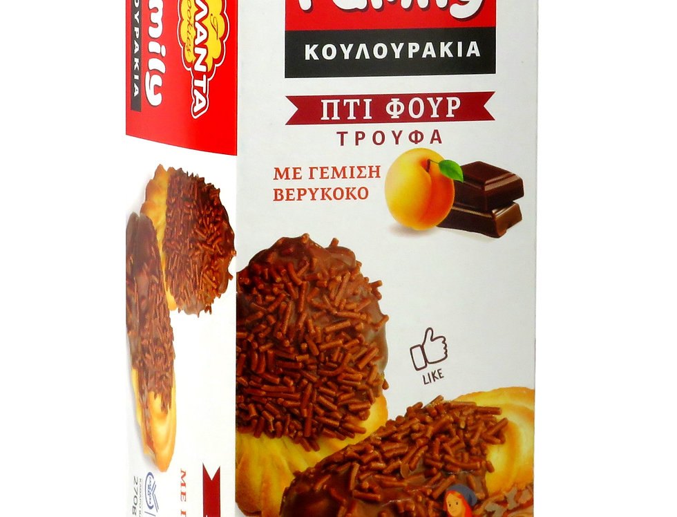 Petit Four Schoko-Apriko 270g 13,30€ pro Kg