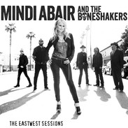 The EastWest Sessions CD Cover