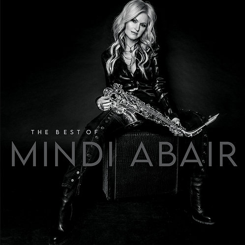 Unsigned The Best of Mindi Abair CD