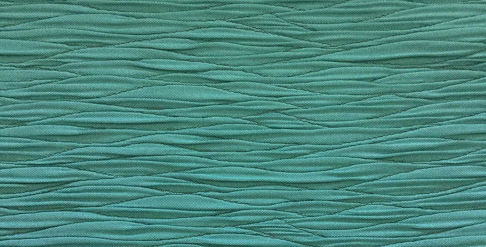 Turquoise - Textured Fabric