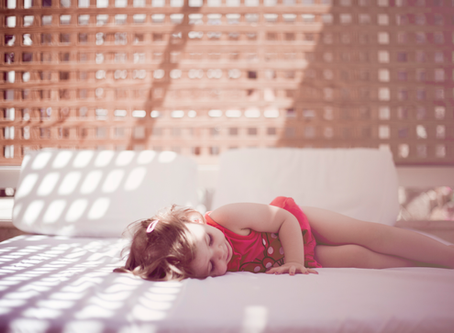 Why more daytime napping equals better night time sleep for your little one