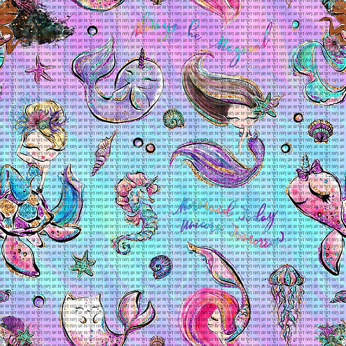 Mermaid Today, Coordinates & Oldies Galore pre order