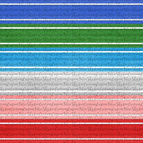 Good Guys, Stripes:  Coordinates & Oldies Galore Pre-Order
