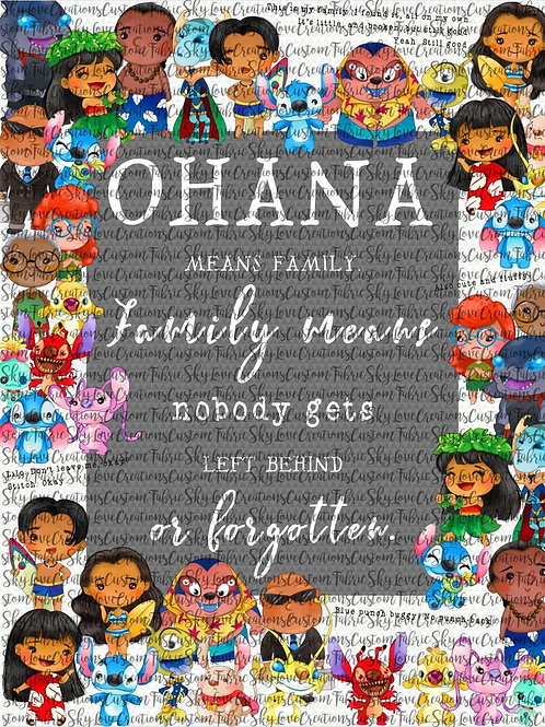 Ohana Topper, coord & orders preorder