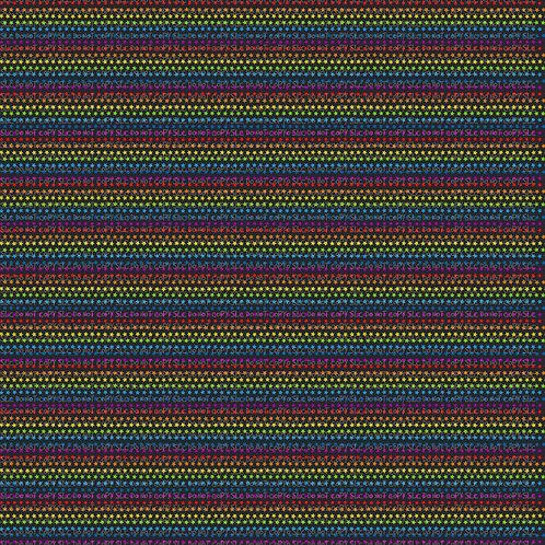 Super Friends, Rainbow Stripes, coord & oldies pre order