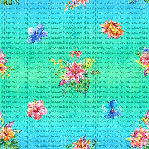 How Far I'll go Floral coordinate, coordinates & oldies galore pre-order