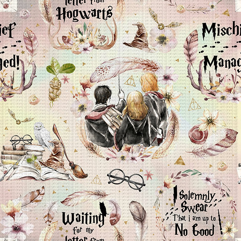 Mischief Managed Colors, coord & oldies pre order